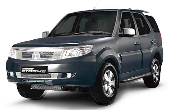 Tata Safari-Storme Price