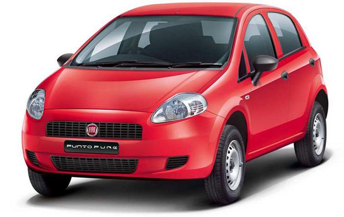 Fiat Punto-Pure Price