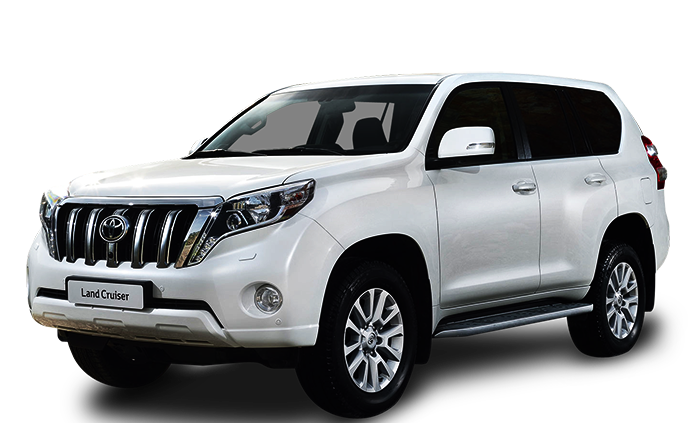 Toyota Land-Cruiser Price