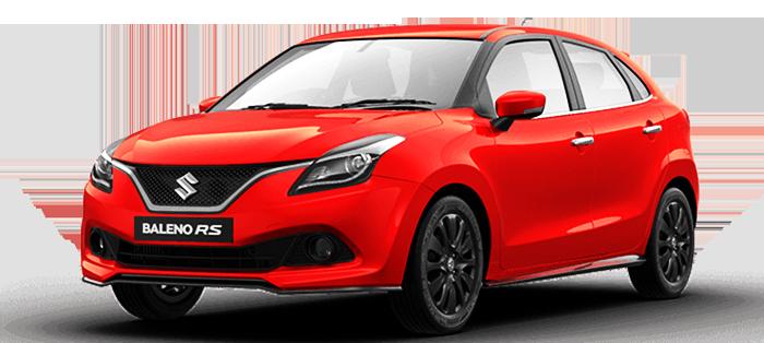 Maruti Suzuki Baleno-RS Price