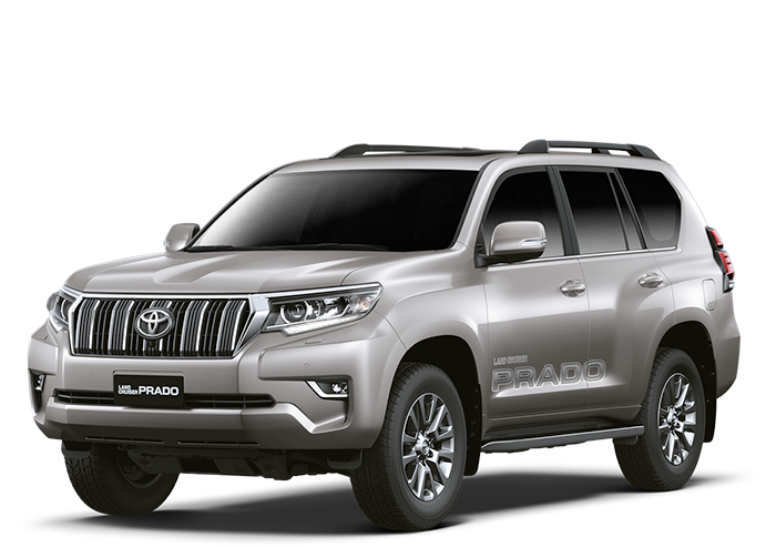 Toyota Land-Cruiser-Prado Price
